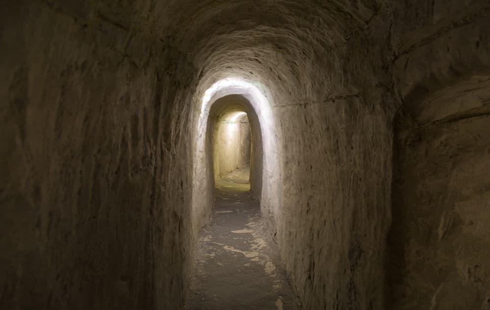 Холковские пещеры